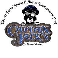 Captain Jack's at Naples Marina