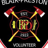 Blair-Preston Fire Department