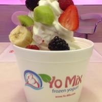 Yo Mix Frozen Yogurt Bar