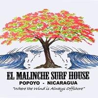 El Malinche Surf House Popoyo
