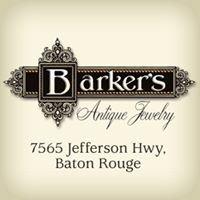 Barker's Antique Jewelry