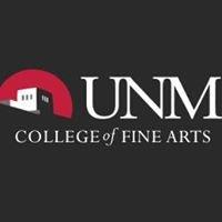 University of New Mexico College of Fine Arts