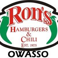 Ron's Hamburgers and Chili - Owasso, OK