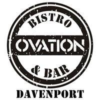 Ovation Bistro & Bar, Davenport