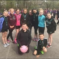 Queenspark Back to Netball