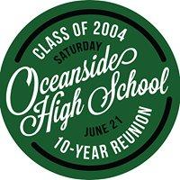 Oceanside High School Class of 2004