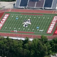 Adamson Stadium at Cal U