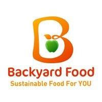 Backyard Food