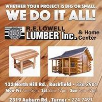 R.E. Lowell Lumber, Inc.