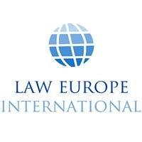 Law Europe International