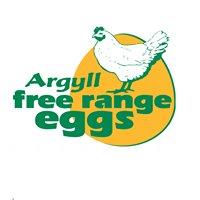 Argyll Free Range Eggs, Isle of Seil