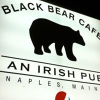 Black Bear Cafe:  Cafe by Day and Bistro by Night