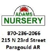 Adams Nursery & Landscaping