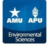 AMU & APU Environmental Sciences