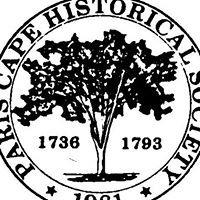 Paris Cape Historical Society