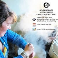 New England Student Food Cooperative- CoFed