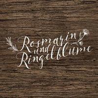 Rosmarin und Ringelblume