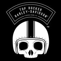 Top Rocker Harley-Davidson