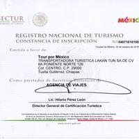 Tour por México