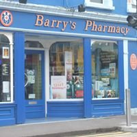 Barry's Pharmacy, Tubbercurry
