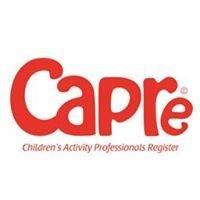 Children's Activity Professionals Register