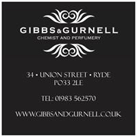Gibbs and Gurnell chemist and perfumery