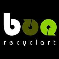 Boo Recyclart