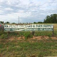 MK Peach Orchard and Farm Supply