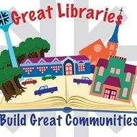 Frances Banta Waggoner Community Library,