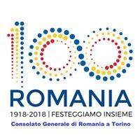 Consulatul General al Romaniei la Torino