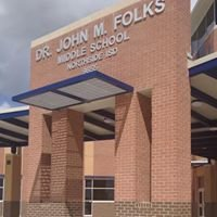Dr. John Folks Middle School  -  NISD