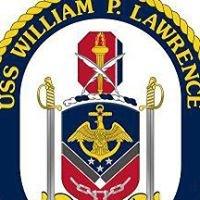 USS William P. Lawrence Commissioning Crew & Maiden Voyage Photo Album