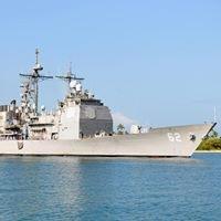 USS Chancellorsville CG62