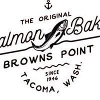 The Original Browns Point Salmon Bake