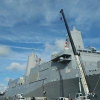 USS Arlington LPD24