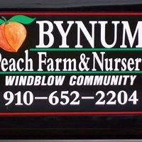 Bynum Peach Farm