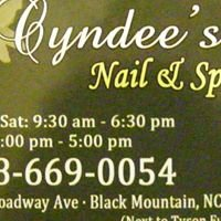 Black Mountain Nails, Cyndee's Nails and Spa