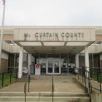 Sheriffs Dept-Mccurtain County