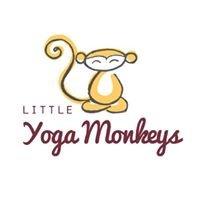 Little Yoga Monkey