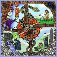 The Celtic Art of Hamish Burgess