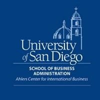 Ahlers Center for International Business, University of San Diego