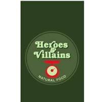 Heroes and Villains Natural Food
