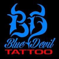 Blue Devil Tattoo Gallery