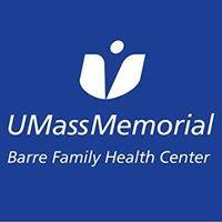 Barre Family Health Center