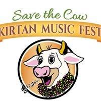 Save the cow Kirtan Music festival