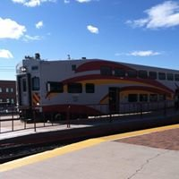 Downtown Albuquerque RR Station