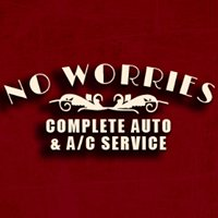 No Worries Complete Auto & A/C Service LLC