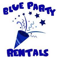 BLUE PARTY Rentals