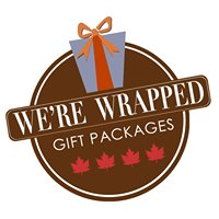 We're Wrapped Gift Packages