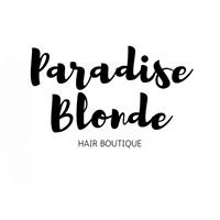 Paradise Blonde Hair Boutique